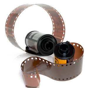 Печать и проявка цветных негативных фотопленок по процессу С-41