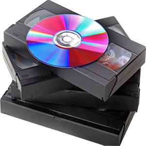Оцифровка аудио и видеокассет